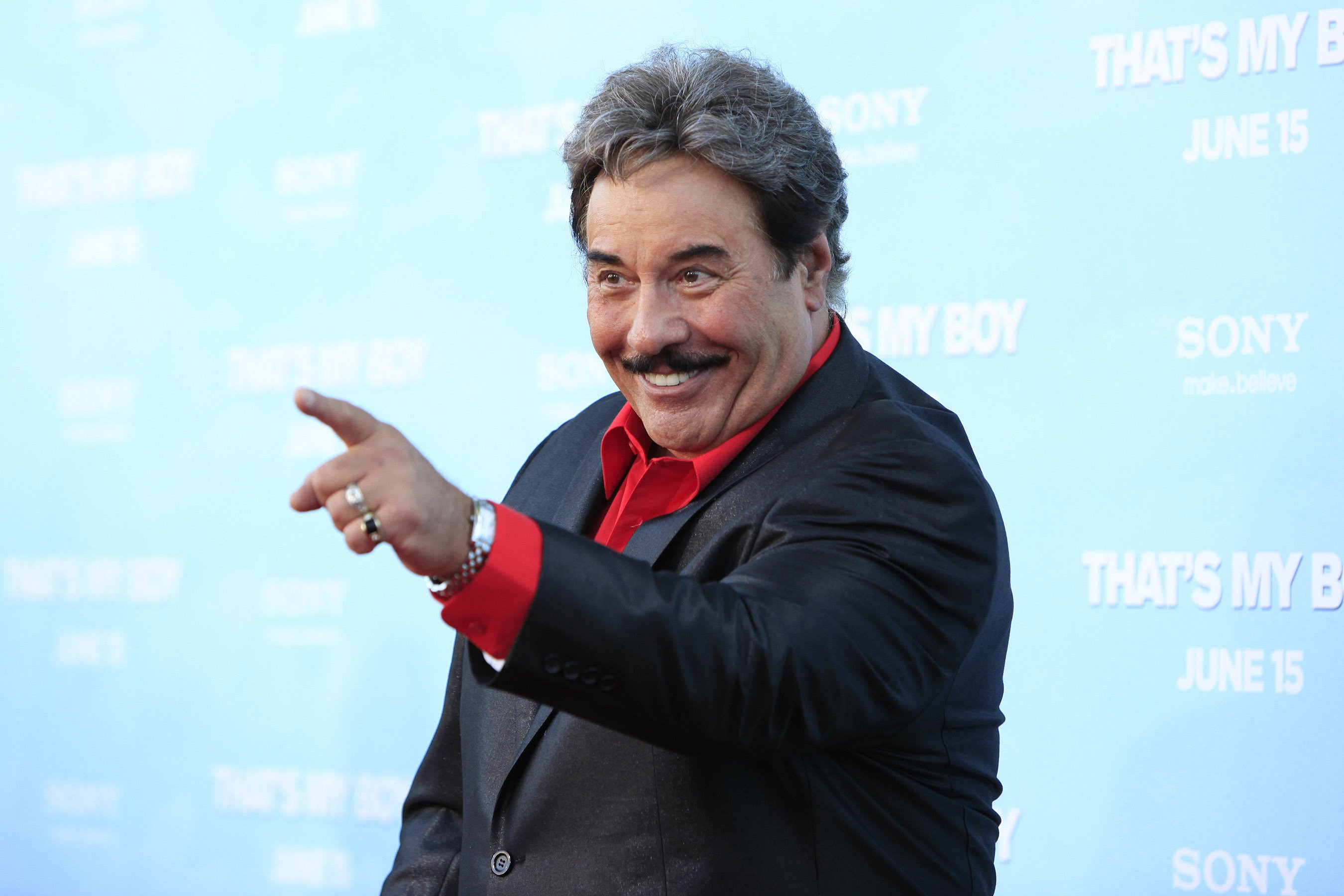 Tony Orlando at the premiere of Columbia Pictures' 'That's My Boy' at the Regency Village Theater on June 4, 2012 in Los Angeles, California | Photo: Shutterstock
