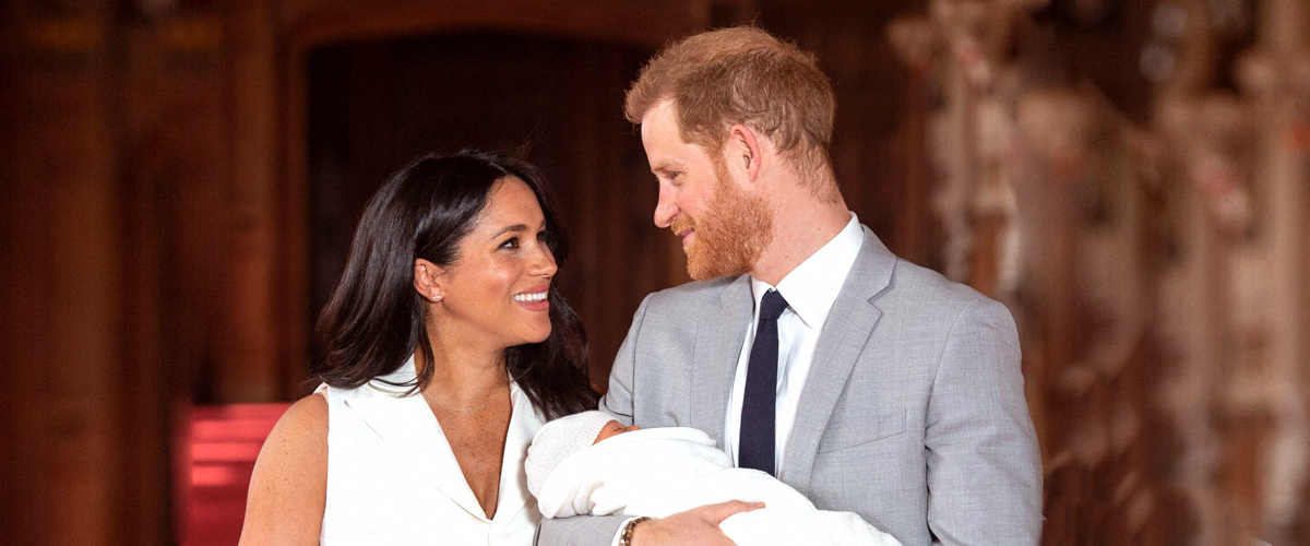 Archie's Birth Certificate Reveals Duchess Meghan Delivered Him in a London Hospital