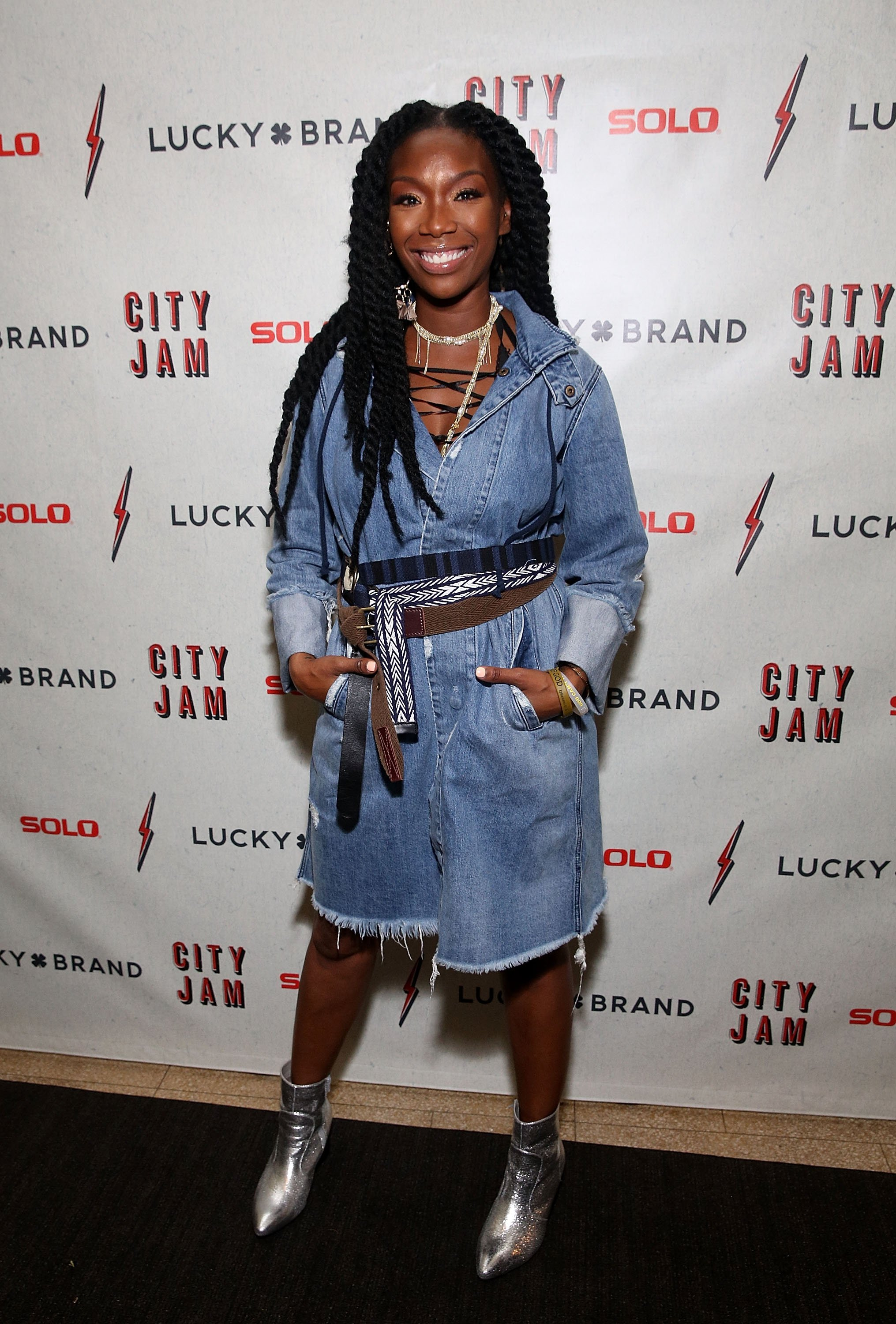 Brandy Norwood at Freehand Chicago on Aug. 5, 2017. | Photo: Getty Images