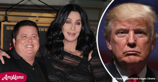 Cher Speaks About Her 'Trans Son' and Claims 'No One Is Really Safe in Trump's America'