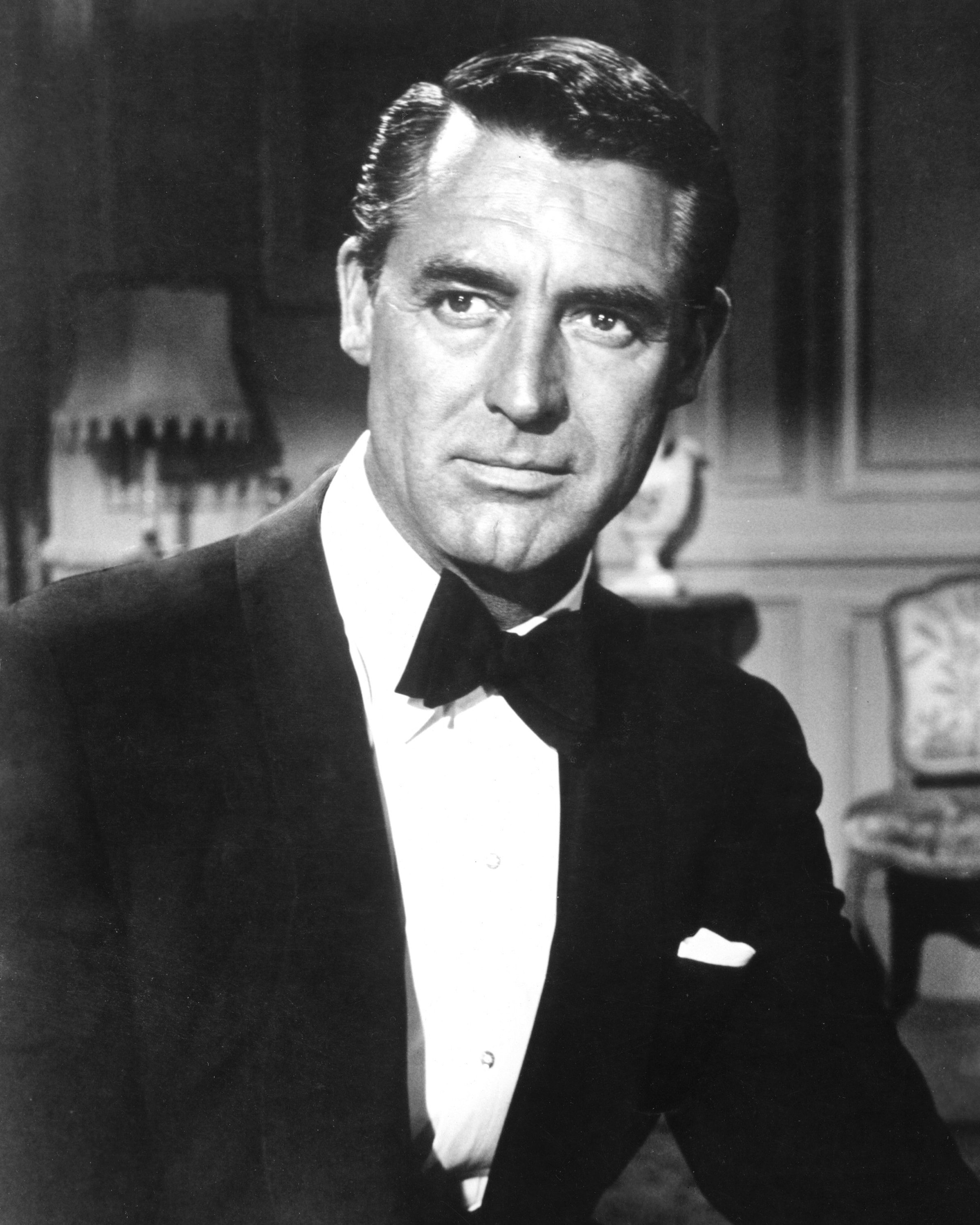 British-American actor Cary Grant (1904 - 1986) in a scene from the film 'Indiscreet', directed by Stanley Donen, 1958. | Source: Getty Images