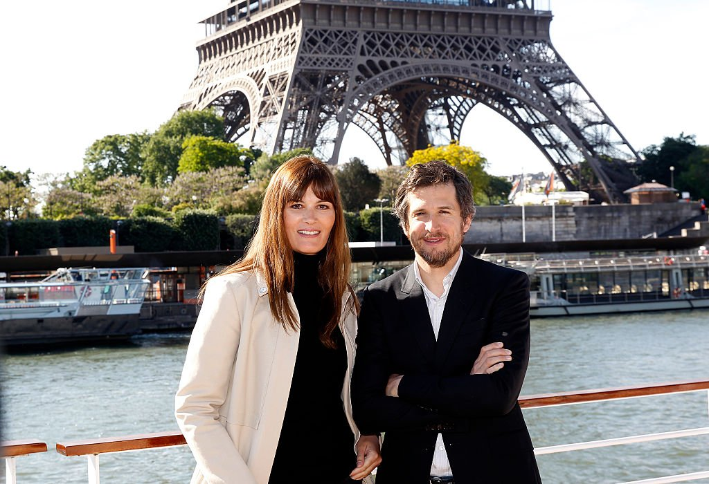 Guillaume Canet et Marina Hands.  Photo Getty Images