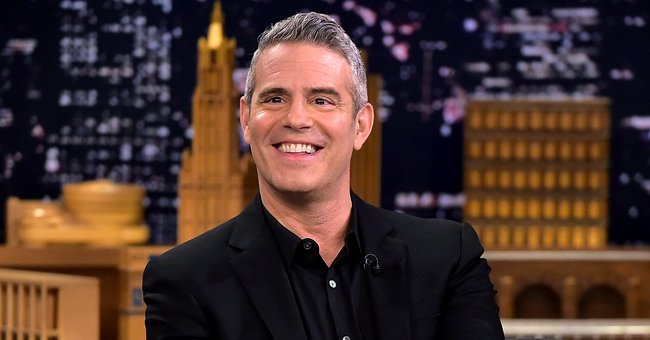Check Out Andy Cohen's Son Benjamin's Cute Halloween Look