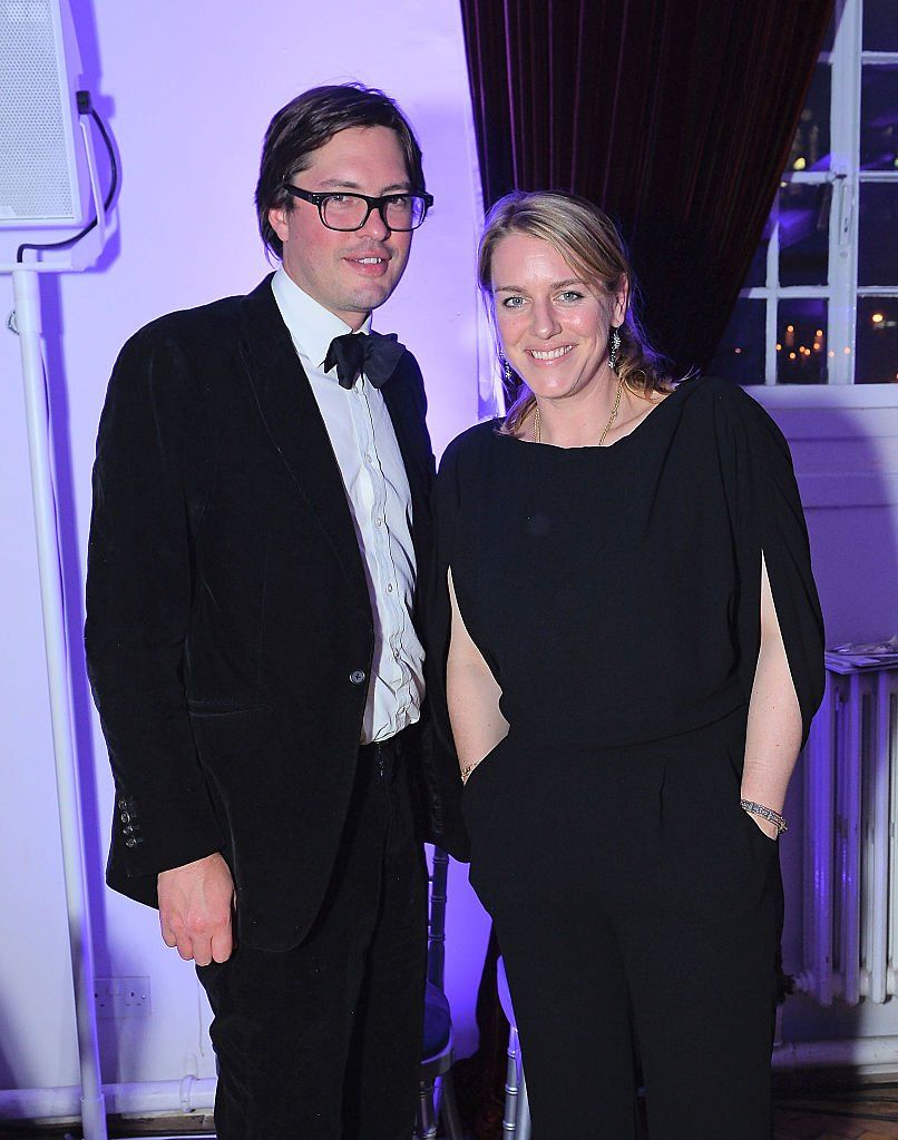Laura und Harry Lopes, London, 2015 | Quelle: Getty Images