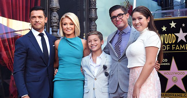 People: Kelly Ripa and Family Are Quarantined in the Caribbean Amid COVID-19 Outbreak