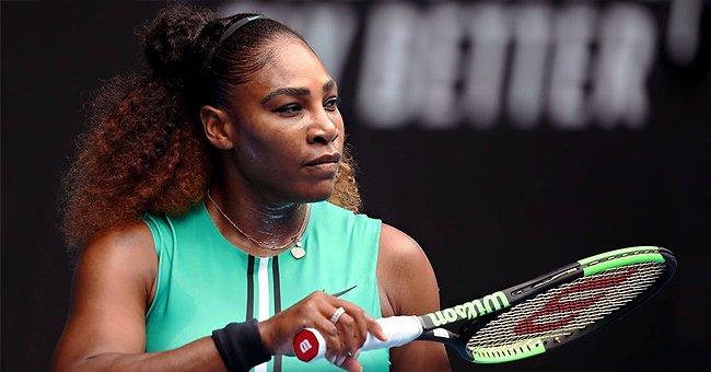 Serena Williams Pays Tribute to Animals Affected by Wildfires by Sporting Koala Manicure during the Australian Open