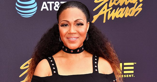 Erica Campbell Shares Sweet Photos with Son, Husband & Father-In-Law, Showing Their Resemblance
