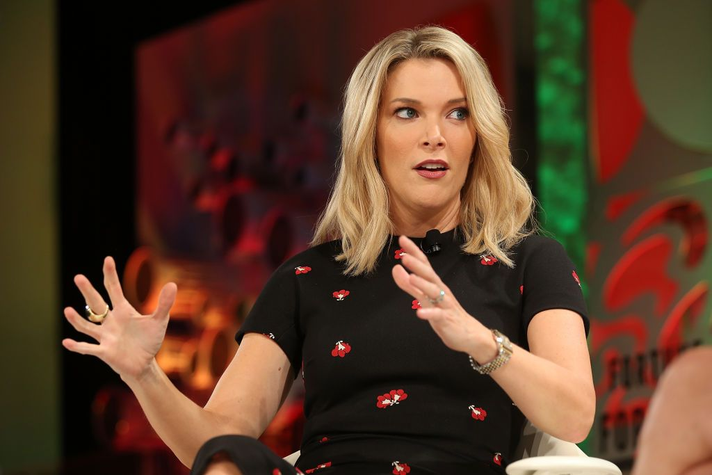 Megyn Kelly speaks onstage at the Fortune Most Powerful Women Summit 2018 at Ritz Carlton Hotel on October 2, 2018 in Laguna Niguel, California.  Source: Getty Images