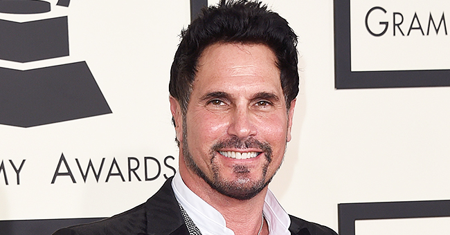 Don Diamont of 'Y&R' Shared Family Photos of His Dad, 7 Adult Sons, and Their Girlfriends