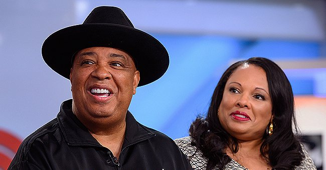 See How Rev Run's Kids Reacted to Him and His Wife of 26 Years Dancing Together in the Kitchen in a Video