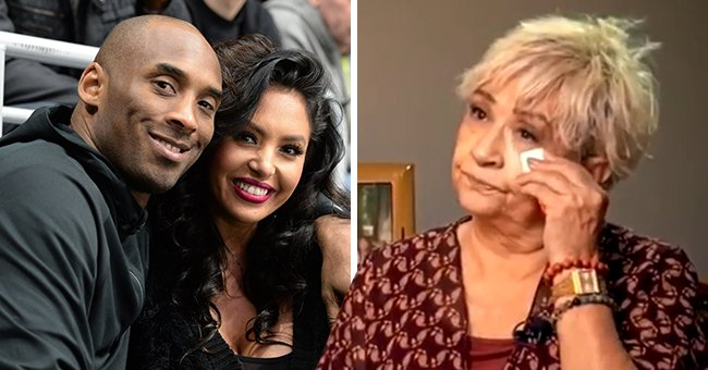 Vanessa Bryant's Mom Reveals Her Daughter Kicked Her Out of the House after Kobe Bryant's Death
