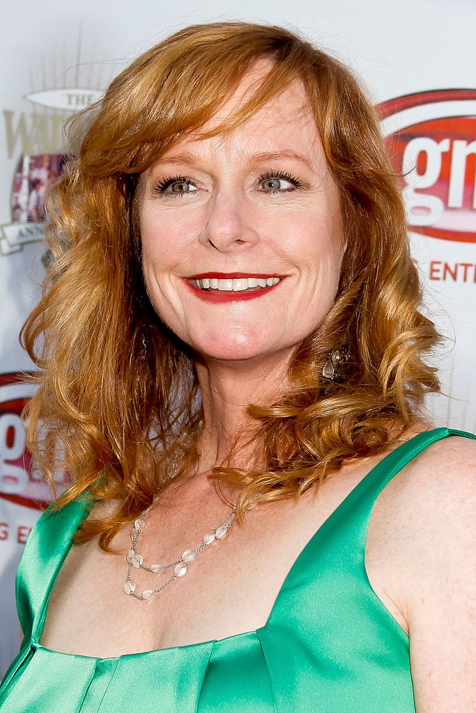 Mary McDonough at the 'The Waltons' 40th anniversary reunion on September 29, 2012 in Los Angeles, California | Photo: Getty Images
