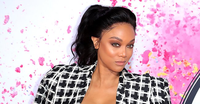 DWTS Host Tyra Banks Reveals She Will Have 3 Outfit Changes in Honor of the Show's '80s Night