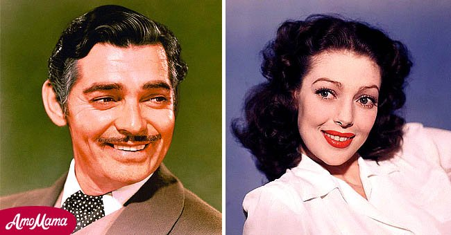 Picture of Clark Gable and Loretta Young | Photo: Getty Images