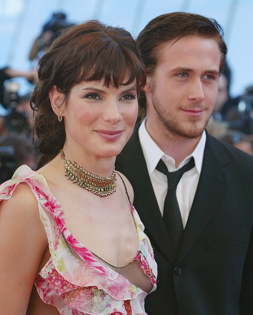 Sandra Bullock and Ryan Gosling attending an event together | Getty Images