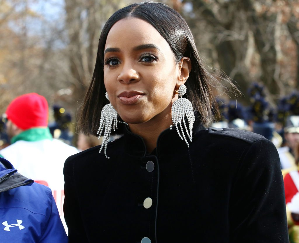 Singer Kelly Rowland attends the 2019 Macy's Thanksgiving Day Parade in New York City. | Photo: Getty Images