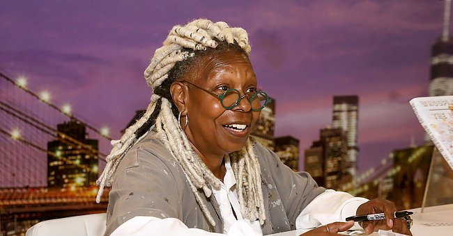 Whoopi Goldberg's Great-Granddaughter Looks like Her as She Flaunts Braids with Colorful Beads