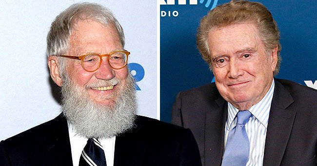 Here's What David Letterman Had to Say about the Late Regis Philbin Following His Death