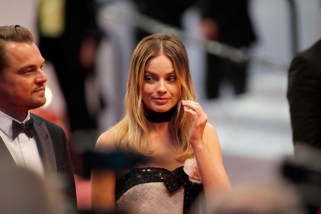 Margot Robbie et Leonardo DiCaprio en mai 2019 à Cannes. Photo : Getty Images
