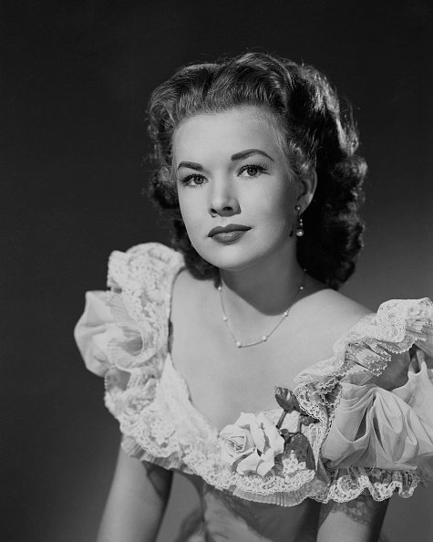 American actress and singer Gale Storm photographed in 1950 | Photo: Getty Images
