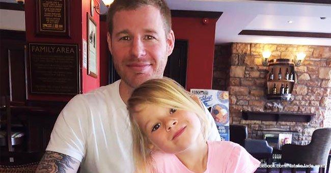 Papá héroe que rescató a hija de 13 meses de casa en llamas falleció en el hospital
