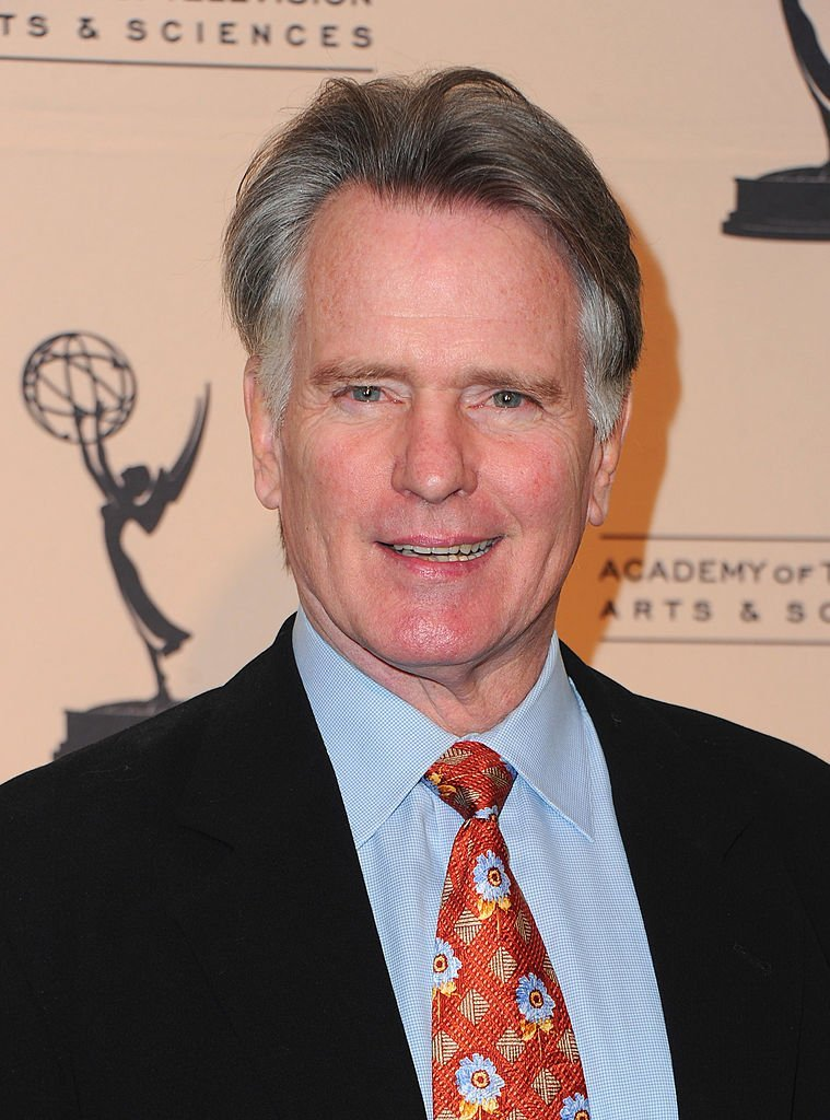 Gordon Thomson arrives to the Academy of Television Arts & Sciences' Hall of Fame Committe's 20th Annual Induction Gala | Getty Images