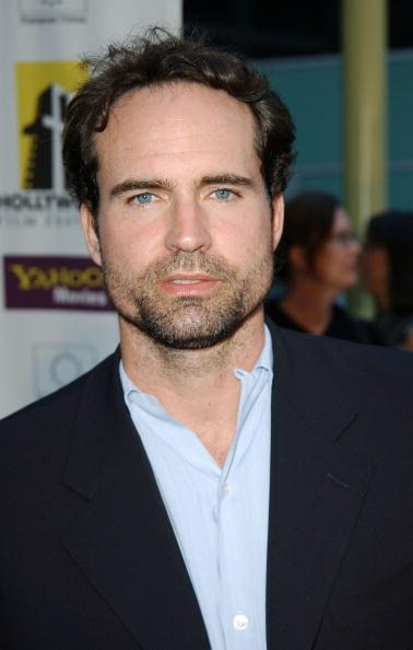 "Jason Patric attends the Hollywood Film Festival's closing night film screening of ""Narc"" at The Arclight Cinerama Dome on October 6, 2002, in Hollywood, California. 