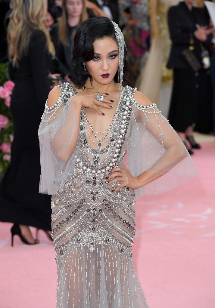 L'actrice Constance Wu à New York le 6 mai 2019. l Source : Getty Images
