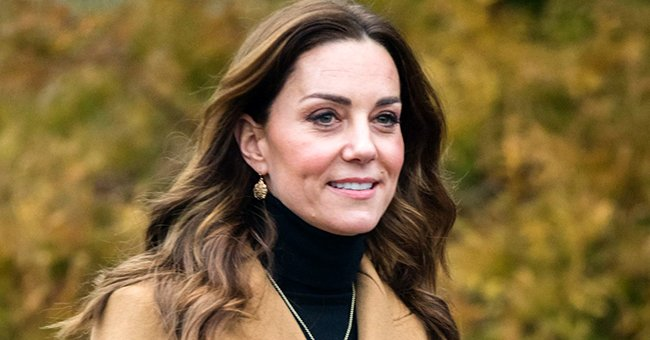 Kate Middleton Rocks $89 Blazer during an Interview for International Day of the Midwife