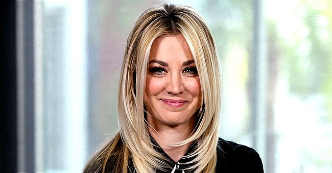 Kaley Cuoco Celebrates Her First Yoga Class since the Pandemic by Sharing a Selfie