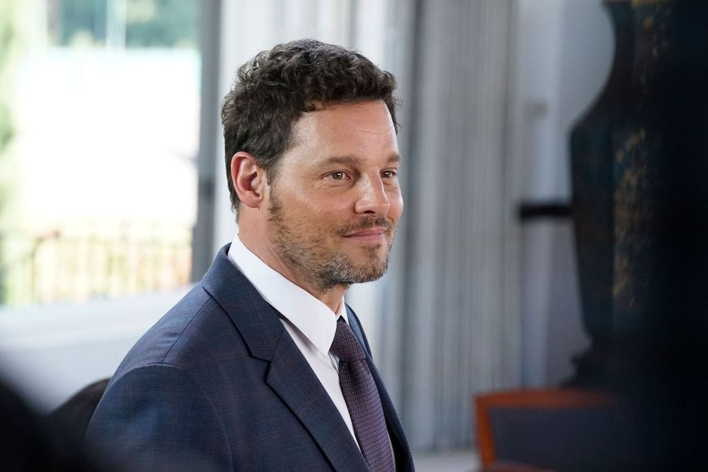 Greys Anatomy's Justin Chambers| Photo: Getty Images
