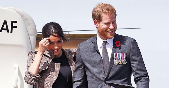 """Le prince Harry et Meghan Markle critiqués pour leur utilisation du jet privé après avoir exhorté leurs abonnés à faire le """"bien"""""""