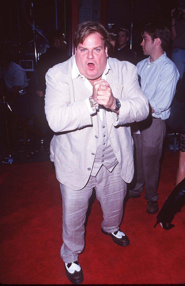 Chris Farley. I Image: Getty Images.