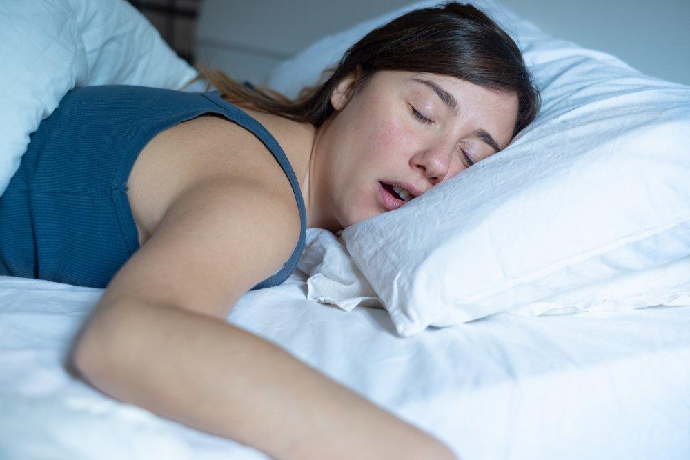 Mujer roncando | Imagen tomada de Shutterstock