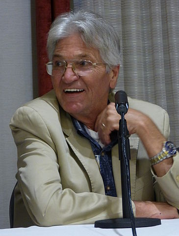 Paul Petersen in 2015. | Source: Wikimedia Commons.