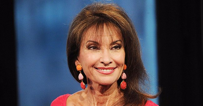 Susan Lucci, 73, Looks Half Her Age as She Poses with a Bike in Camouflage Leggings