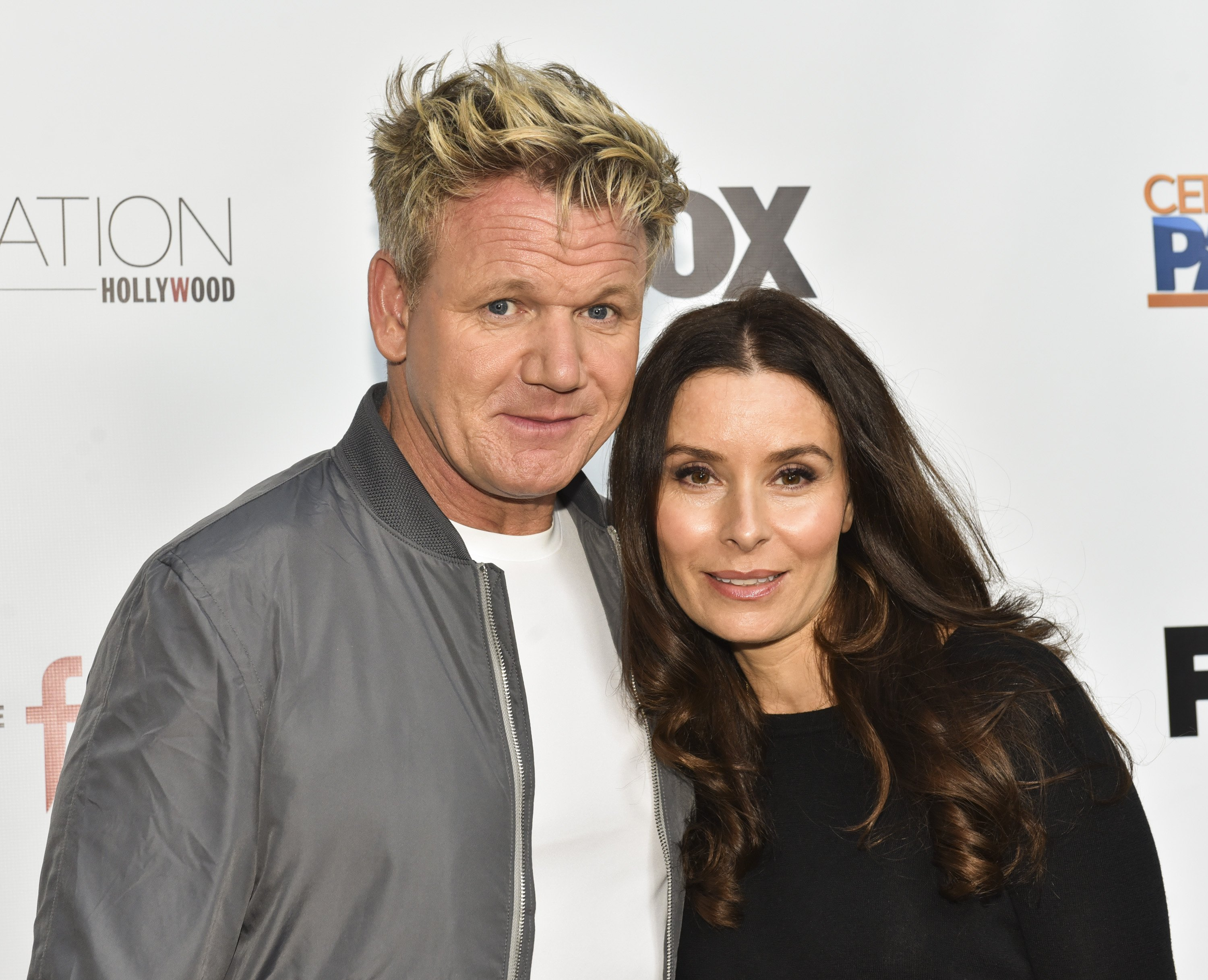 Gordon Ramsey und seine Frau, Tana Ramsey | Quelle: Getty Images