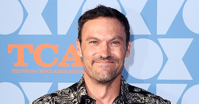 See How Brian Austin Green Spent Time with His Children on a Sunny Sunday