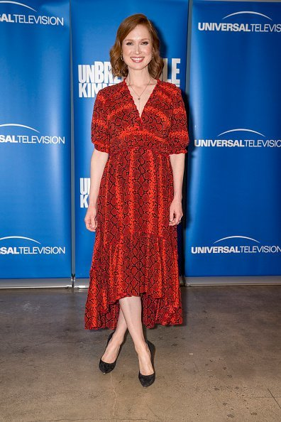 Ellie Kemper at The UCB Theatre, Los Angeles on May 29, 2019 | Photo: Getty Images