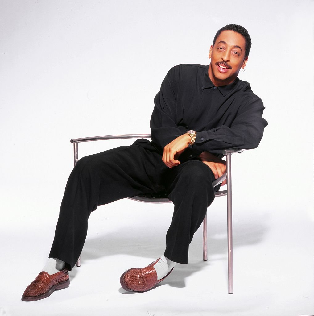 Actor Gregory Hines poses for a portrait in 1990 in Los Angeles, California. | Photo: Getty Images