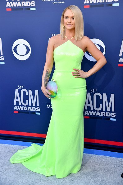 Miranda Lambert at the 54th Academy Of Country Music Awards. | Photo: Getty Images.