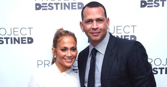Jennifer Lopez Spotted with Alex Rodriguez Wearing Sweaters in Hot Miami