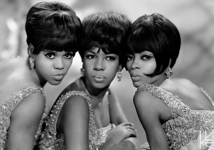 Le groupe The Supremes | Photo : Getty Images