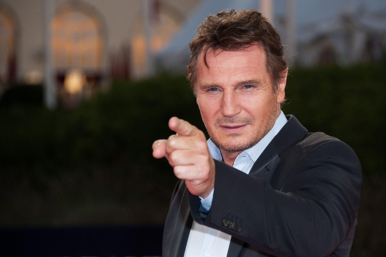 L'acteur Liam Neeson. l Source : Getty Images
