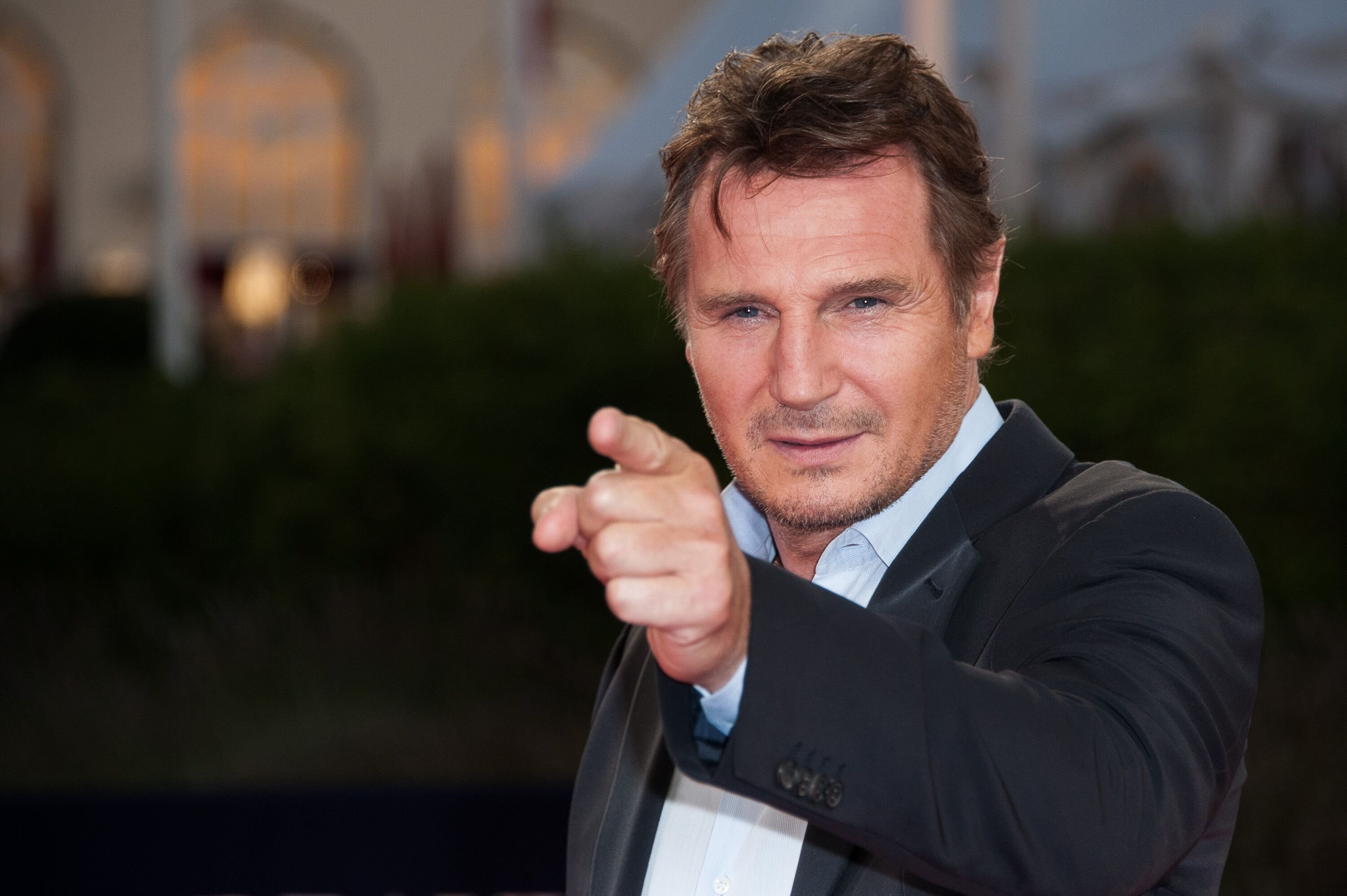 L'acteur Liam Neeson. l Source : Getty Images