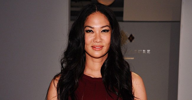 Kimora Lee Simmons Shows Her Bond with Ming & Aoki in a Sweet Post on National Daughter's Day