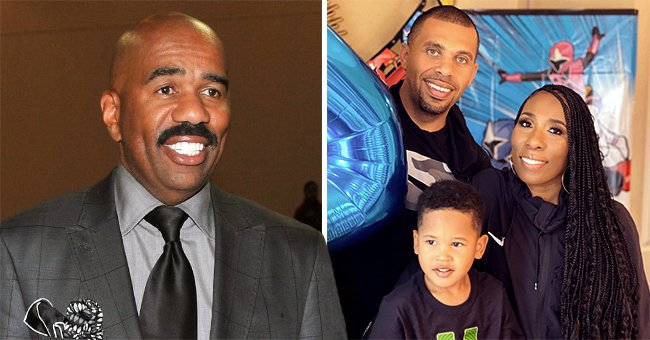 Steve Harvey's Twin Daughter Karli Shares Touching Tribute to Her Son on His 4th Birthday