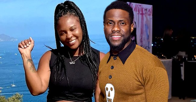 Kevin Hart Surprises Eldest Daughter Heaven with a Lavish Black Mercedes on Her 16th Birthday