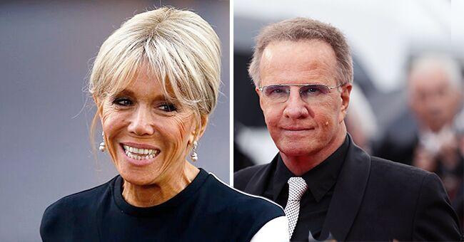 Ce qui associe Brigitte Macron à Christophe Lambert