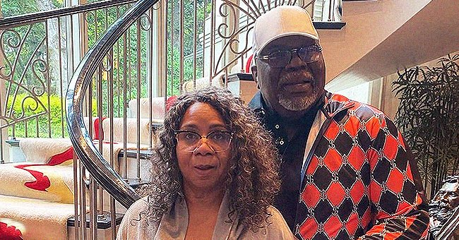 Here's What Bishop TD Jakes Called His Wife Serita During Their 39th Anniversary